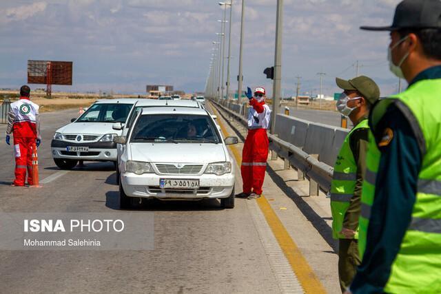 اجرای طرح فاصله گذاری اجتماعی از بامداد 8 فروردین در قزوین