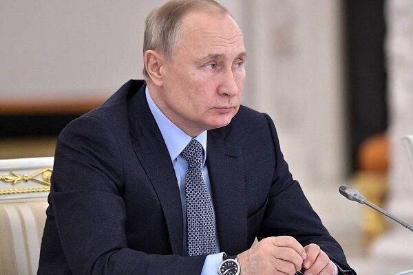 پوتین: ابتلا به کرونا در روسیه به اوج نرسیده است