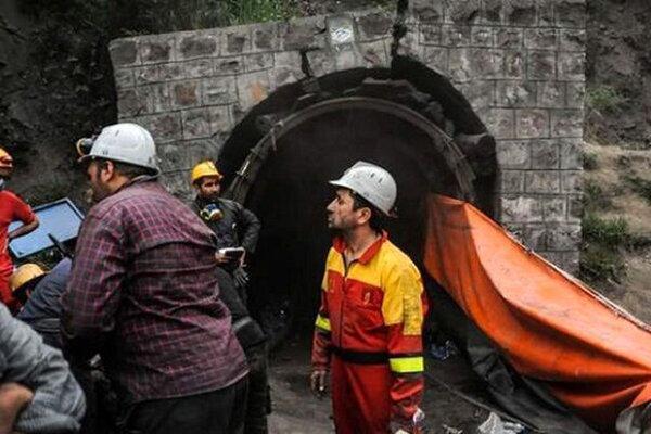 تراکم گاز در تونل ، علت حادثه معدن گیلانغرب اعلام شد