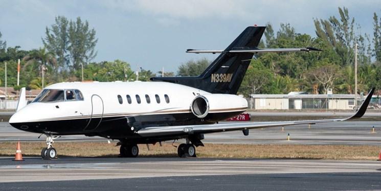 عکس، سرنگونی هواپیمای آمریکایی در حریم هوایی ونزوئلا