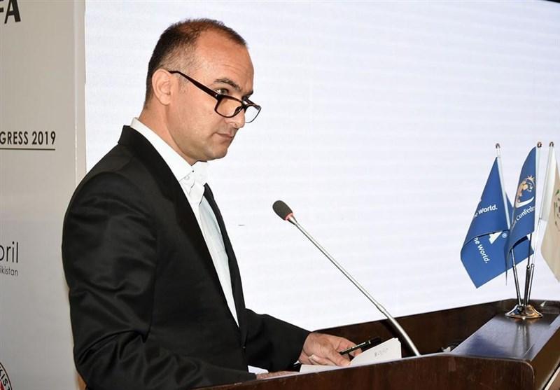 براتی: فیفا اساسنامه کویت را برای ما ارسال کرد نه ما برای آنها، در موضوع نهاد عمومی غیردولتی در حال مذاکره هستیم