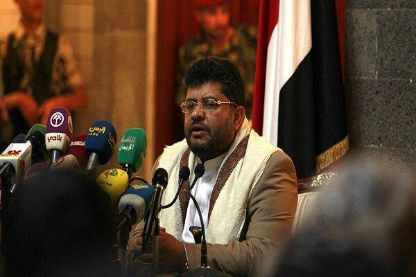 واکنش محمد علی الحوثی به برکناری فرمانده نیروهای مشترک سعودی