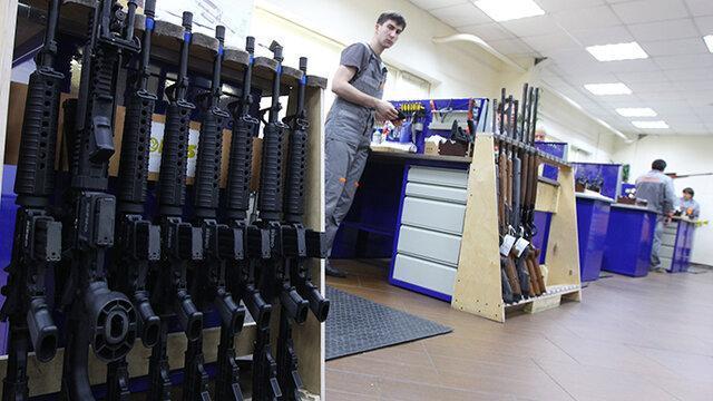 خاورمیانه، مقصد بزرگترین صادرکنندگان اسلحه جهان