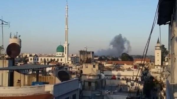 وقوع انفجار در پایتخت سوریه خبرنگاران