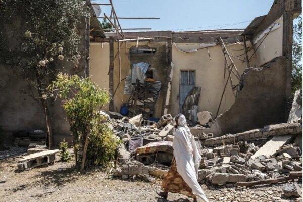 حمله هوایی به تیگرای، ده ها نفر کشته و زخمی شدند